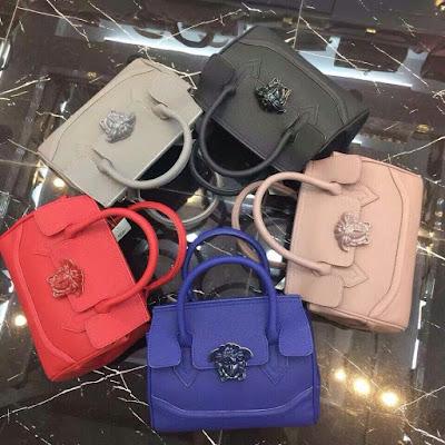tui xach Versace Palazzo Empire Bag