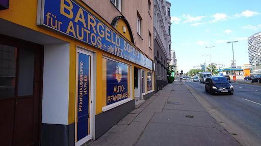 Autobelehnung Häfner GmbH, Triester Str. 3, 1100 Wien, Österreich, Pfandleihhaus, state Wien