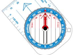 1 How To Use A Compass Darlington Ramblers