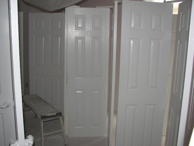 Should Interior Doors Be Painted Flat Or Semi Gloss