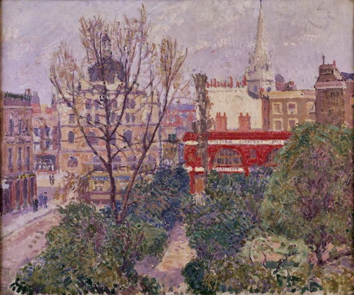 Spencer Gore - Mornington Crescent