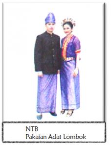 Pakaian Adat Nusa Tenggara Barat NTB pakaian tradisional Nusa Tenggara Barat NTB 227x300 Pakaian Adat Tradisional Indonesia