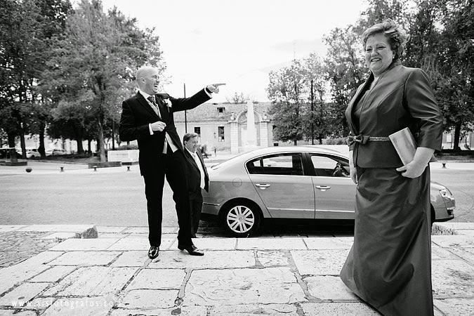 Reportaje de Boda en Aranjuez