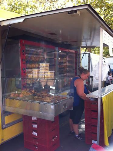 Poulets marché Wazemmes