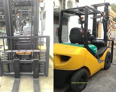 Xe nâng diesel Komatsu FD25