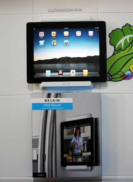 Belkin Wall Mount for Apple iPad