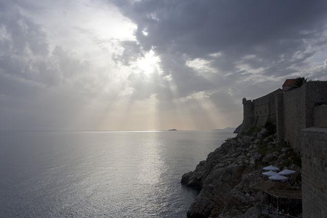 Dubrovnik-Puesta de sol