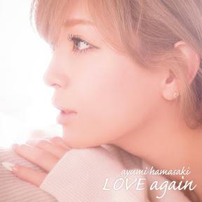 [New Release] ayumi hamasaki - LOVE again