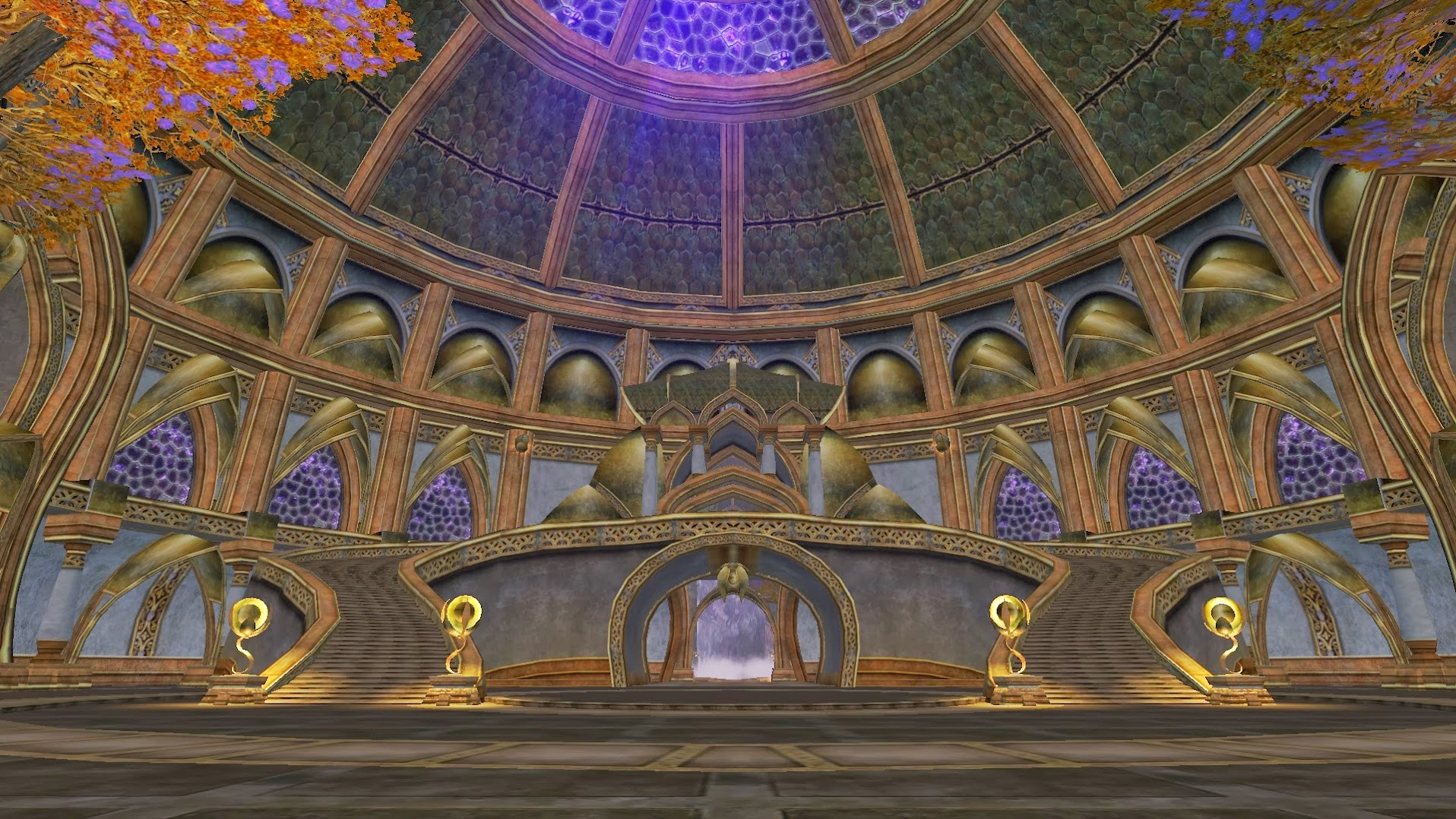 EQ2 Felwithe Mansion
