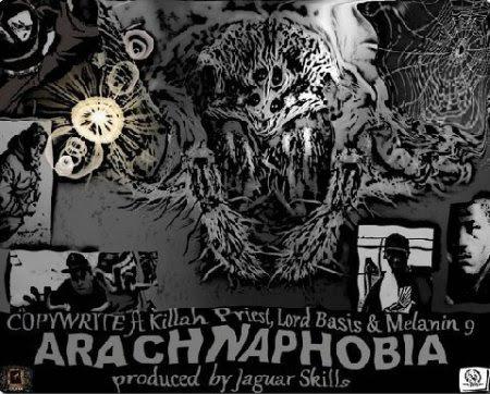 Copywrite ft M9 - Arachnaphobia