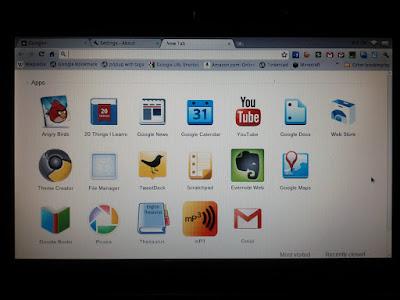Chrome Apps on ChromiumOS