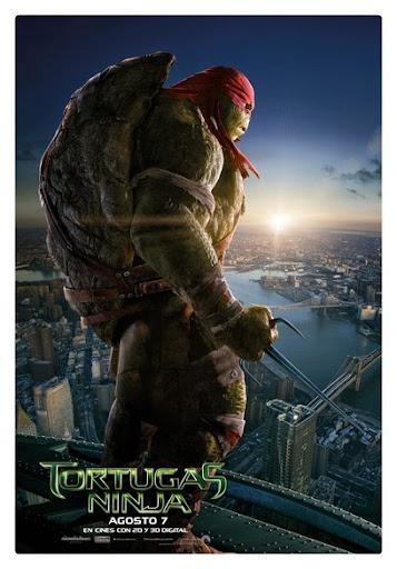 Las Tortugas Ninja [2014] [Cam] Latino [Varios Links]