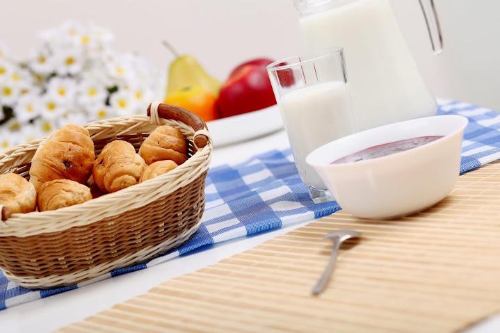 早餐先飲後食最健康