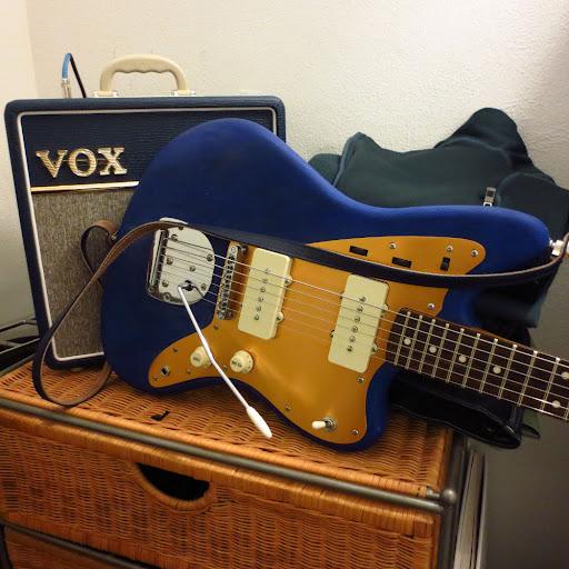 Show them BLUE Jazzmasters  - Page 7 - OffsetGuitars com