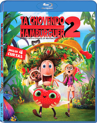 Filme Poster Tá Chovendo Hambúrguer 2 BDRip XviD Dual Audio & RMVB Dublado