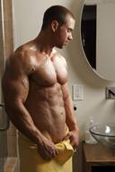 Join Them in the Shower - Sexy Towel Hunks