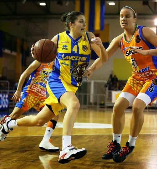 Lavezzini Basket Parma – Saces Mapei Coconuda Napoli 51 a 60 (22-25)