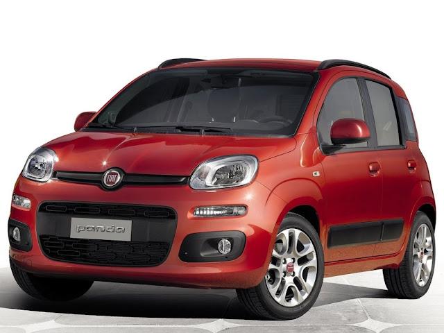 Fiat Panda Natural Power (CNG, LNG, gaz ziemny, metan, biogaz, erdgas)