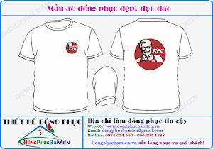 Đồng phục bán hàng KFC