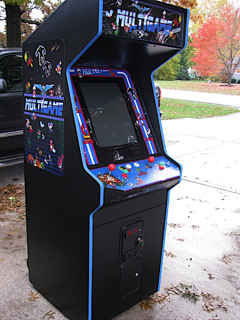 Those Dynamo cabs make nice multi s. Here is one I did in the past & FREE Dynamo cut-corner cabinet Altoona PA USA