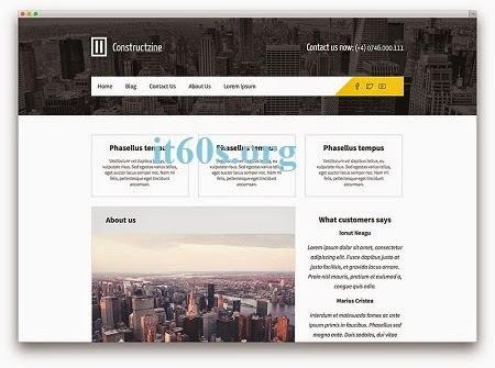 5 theme đẹp, miễn phí Responsive WordPress 2015 2
