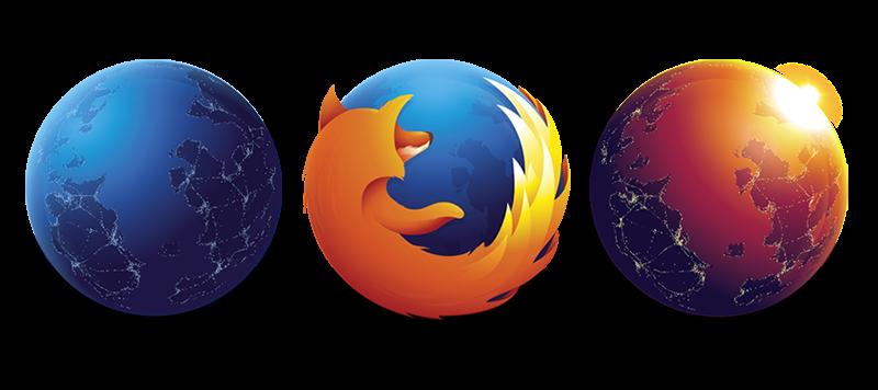 Nightlly Firefox และ Aurora ถูกปรับให้โลโก้ดูง่ายขึ้นหมดแล้ว