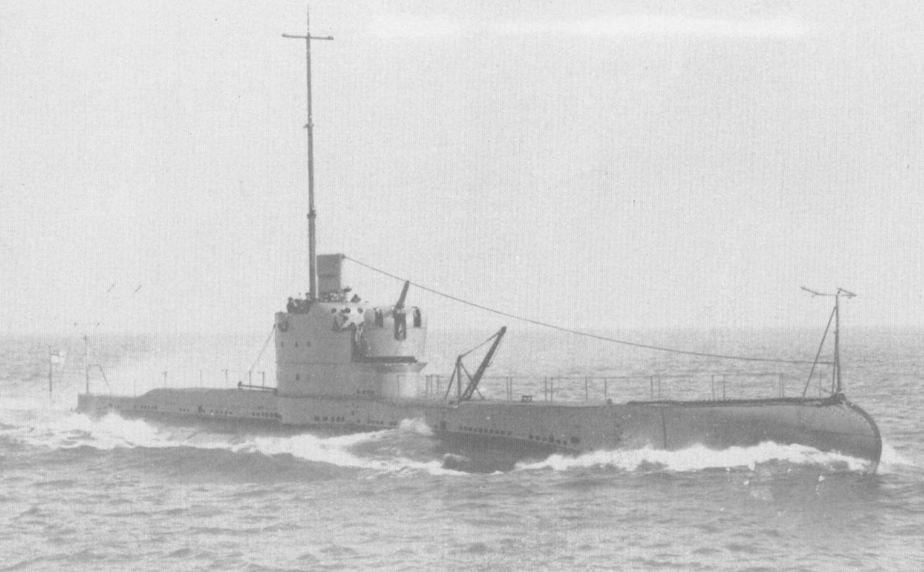 Η συγκλονιστική ιστορία του John Capes και του υποβρυχίου «Περσέας» στην Κεφαλονιά