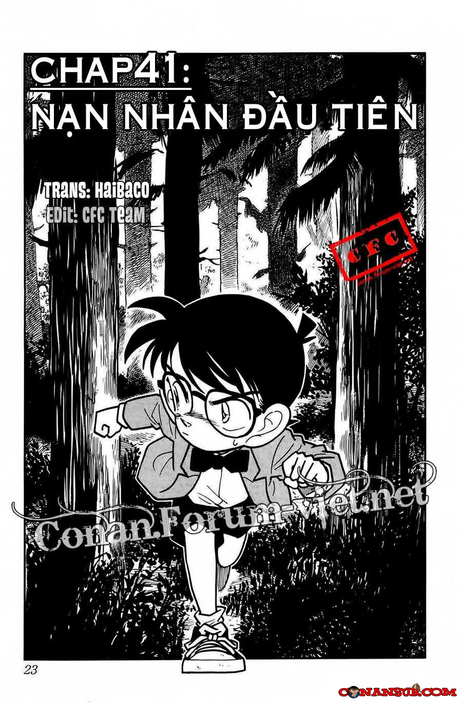 cn 018, Thám tử lừng danh Conan chap 41    NarutoSub