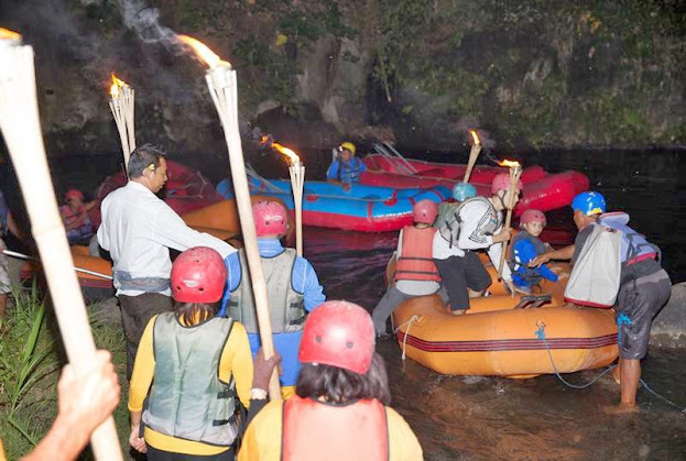 Bali Night Rafting Starting Point