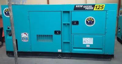 Máy phát điện Denyo 400kva – 2000kva