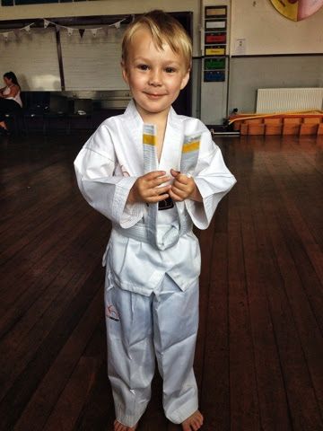 Blake Clement Taekwondo in Bromley