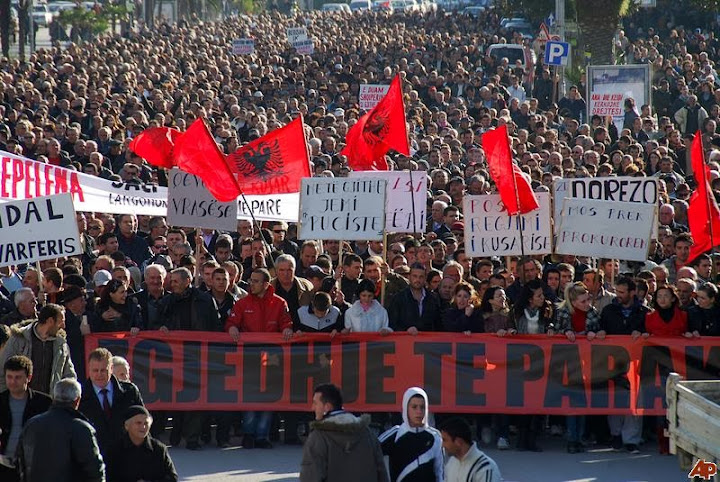 Albania has a long road to EU integration