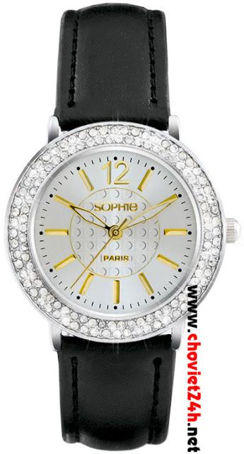 Đồng hồ Sophie Paris Samantha – WPU281