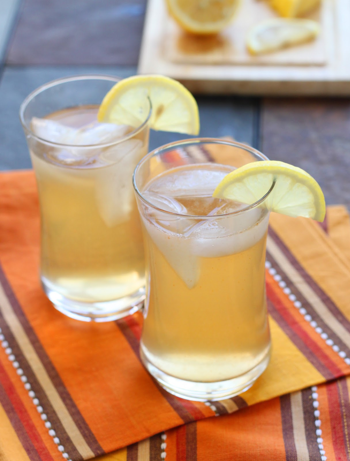Tangerine Ginger Margarita Recipe — Dishmaps