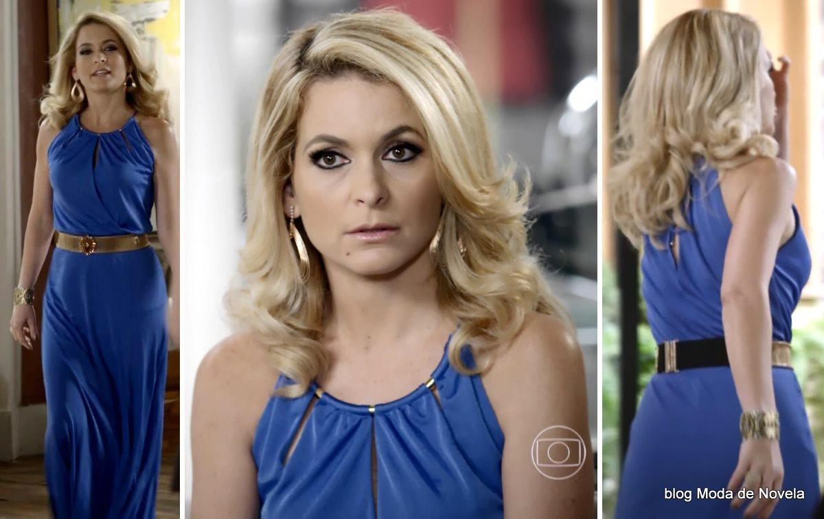moda da novela Geração Brasil, look da Pamela dia 19 de agosto