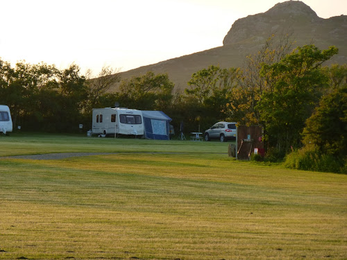 Hendre Eynon Caravan and Camping Site at Hendre Eynon Caravan and Camping Site