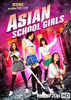 Asian School Girls - Nữ sinh trả thù 18+