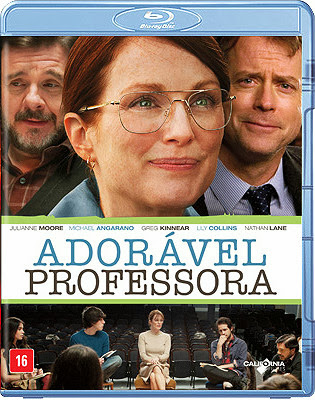 Filme Poster Adorável Professora BDRip XviD Dual Audio & RMVB Dublado