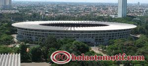 Stadion GBK Gelora Bung Karno