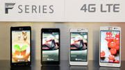 LG Optimus F7 and Optimus F5 officially announced ahead of MWC 2013 icon