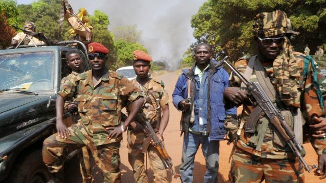 Foreign Muslim terrorists kill Christians in Central African Republic