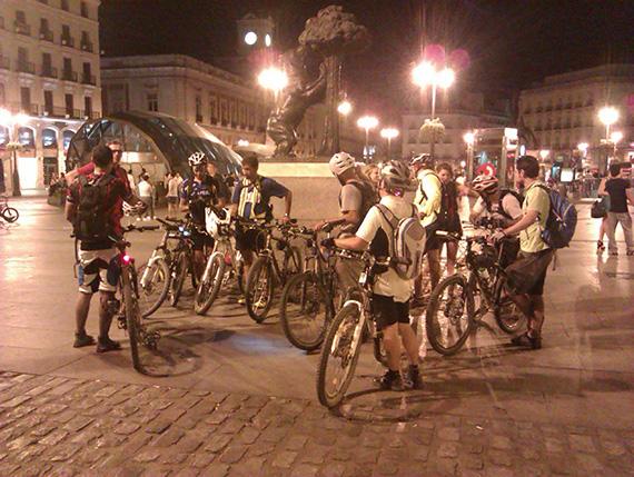 Ruta de Ávila a Madrid ¡Reto superado! - Junio 2013