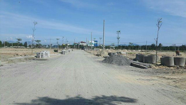 Tiến độ xây dựng dự án Phố chợ Lai Nghi Cầu Hưng