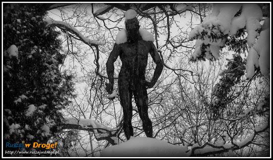 zimowa kreacja dla prawdziwych twardzieli