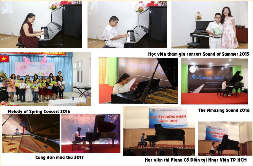 Địa chỉ dạy đàn organ, piano quận Tân Phú, Bình Tân