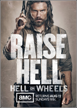Hell on Wheels 2ª Temporada -Dublado –  S02E08-E09 WEB-DL