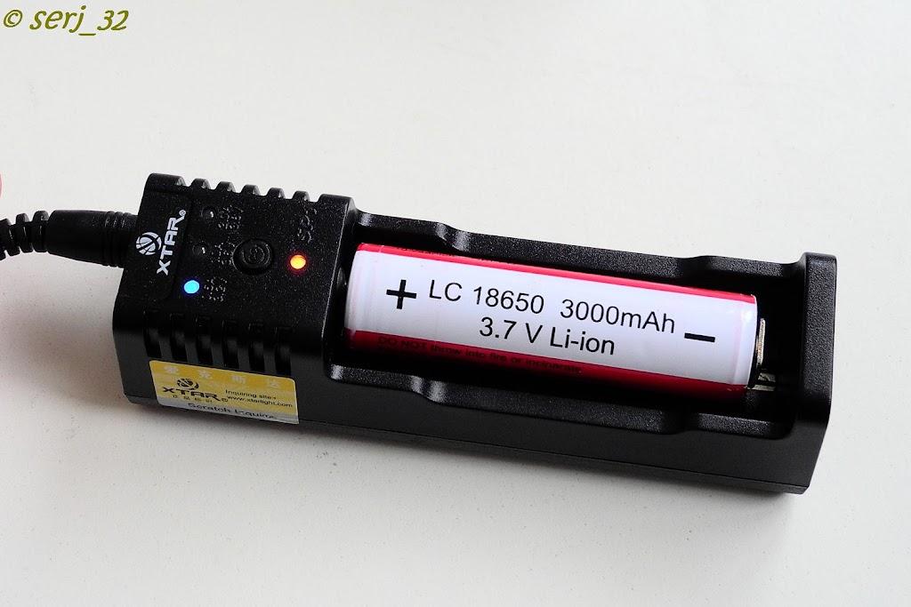GearBest: Компактность и качество - зарядка Xtar SP1