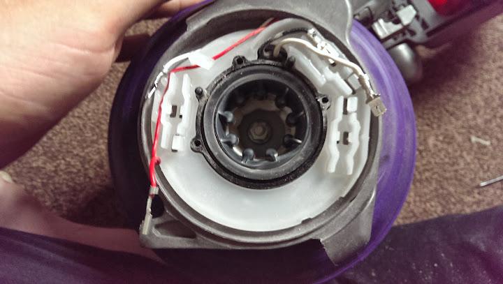 Dyson Dc25 Stripdown And Refurb