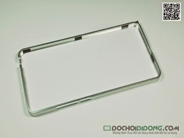 Ốp viền Asus Zenfone 6 bằng nhôm