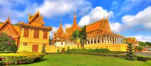 Hotéis em Phnom Penh
